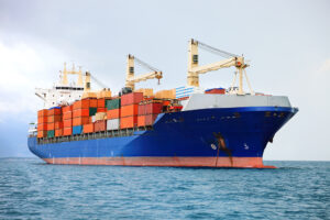 Transpharma International sea freight